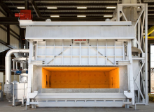 Almex-melting-furnace