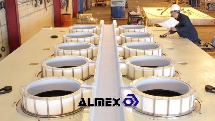 Almex Aluminum Billet Tooling